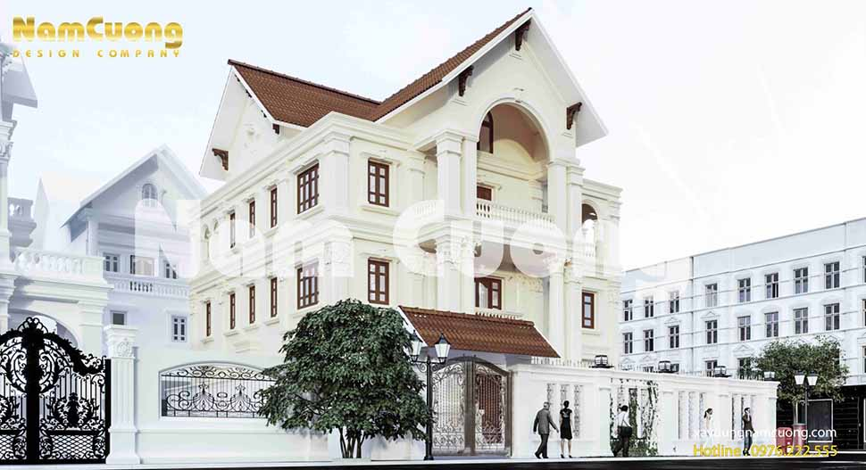 Kiến trúc của công trình