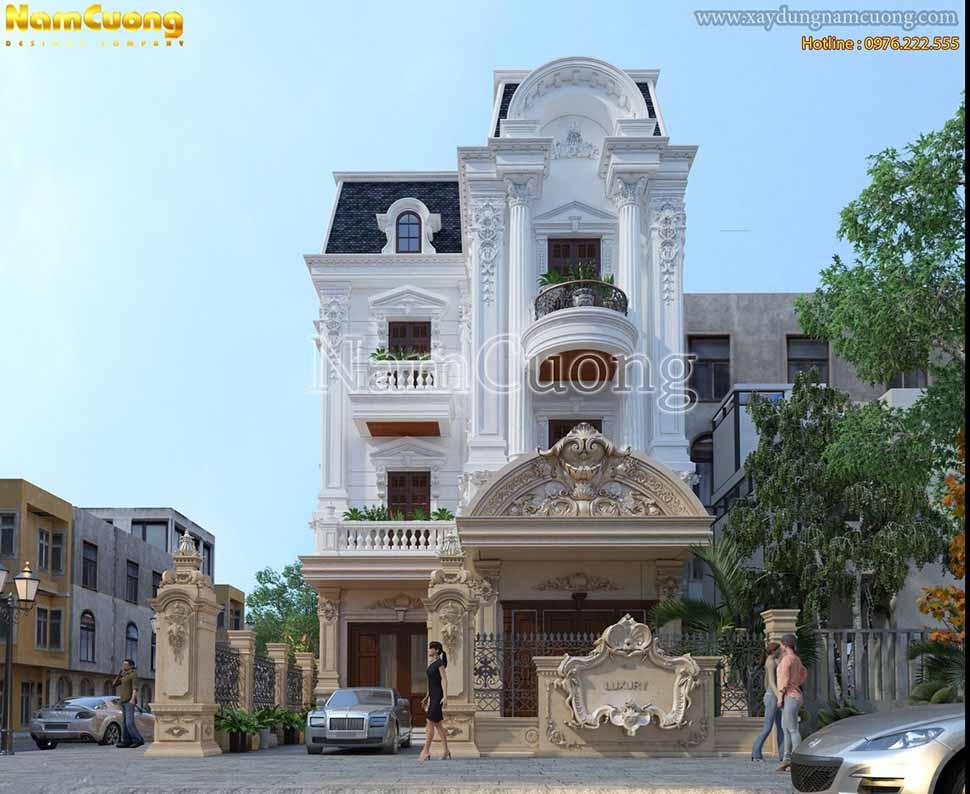 kiến trúc hoành tráng