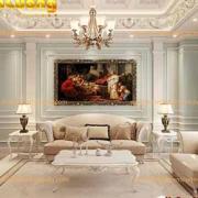 Căn hộ chung cư tân cổ điển