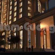 Thiết kế khách sạn 3 sao tân cổ điển