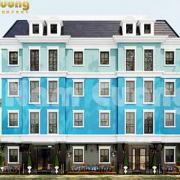 khách sạn mini phong cách châu âu