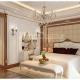 mẫu thiết kế phòng ngủ tân cổ điển