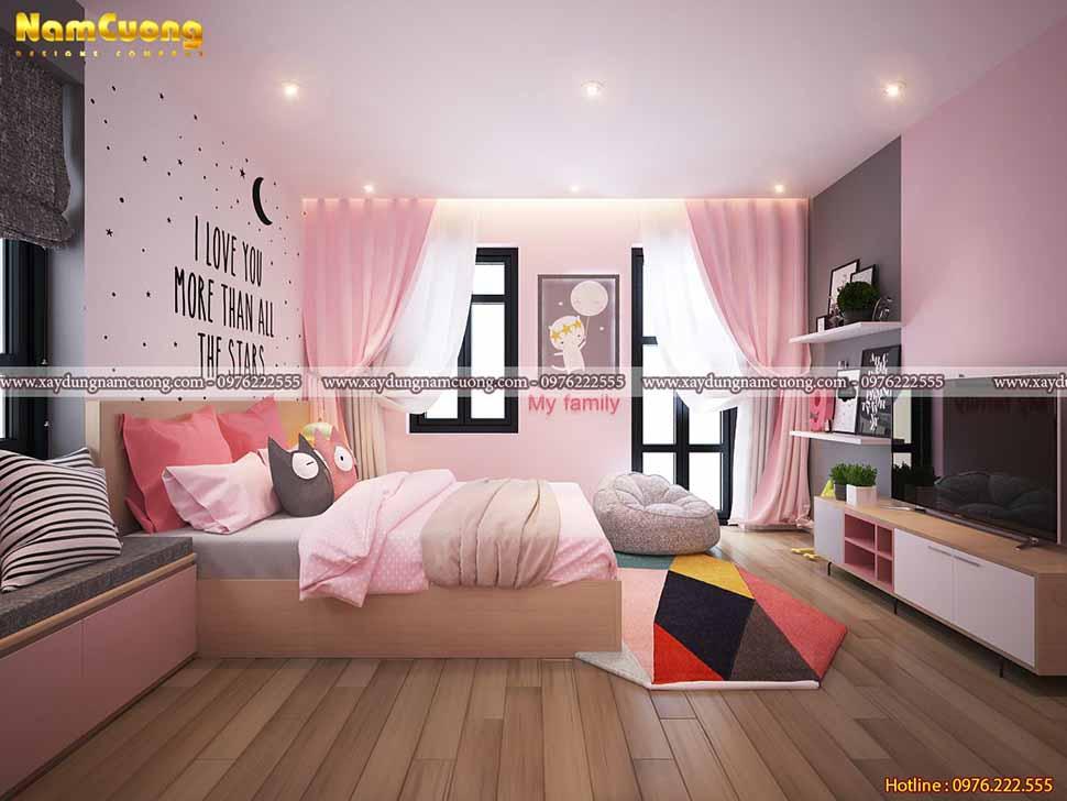 bố trí nội thất cho phòng ngủ nhỏ