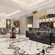 thiết kế khách sạn đạt chuẩn 2 sao