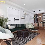 nội thất nhà nhỏ hiện đại