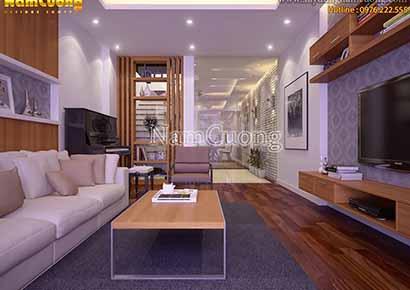 nội thất phòng khách hiện đại cao cấp