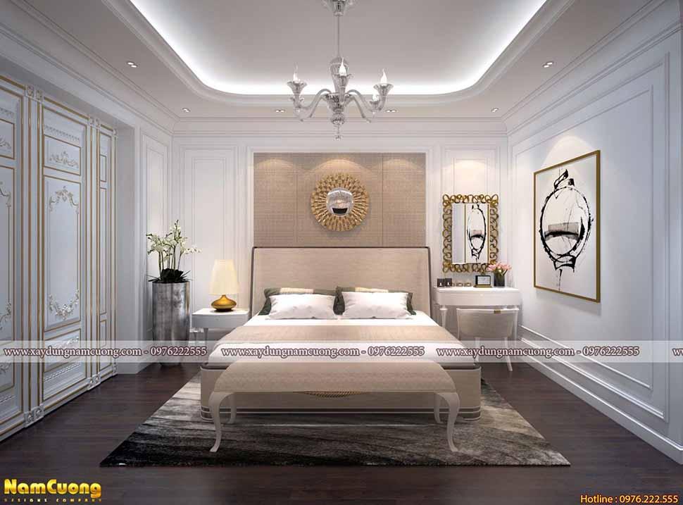 màu sắc phòng ngủ dễ thương