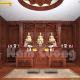 nội thất phòng thờ nhà cấp 4