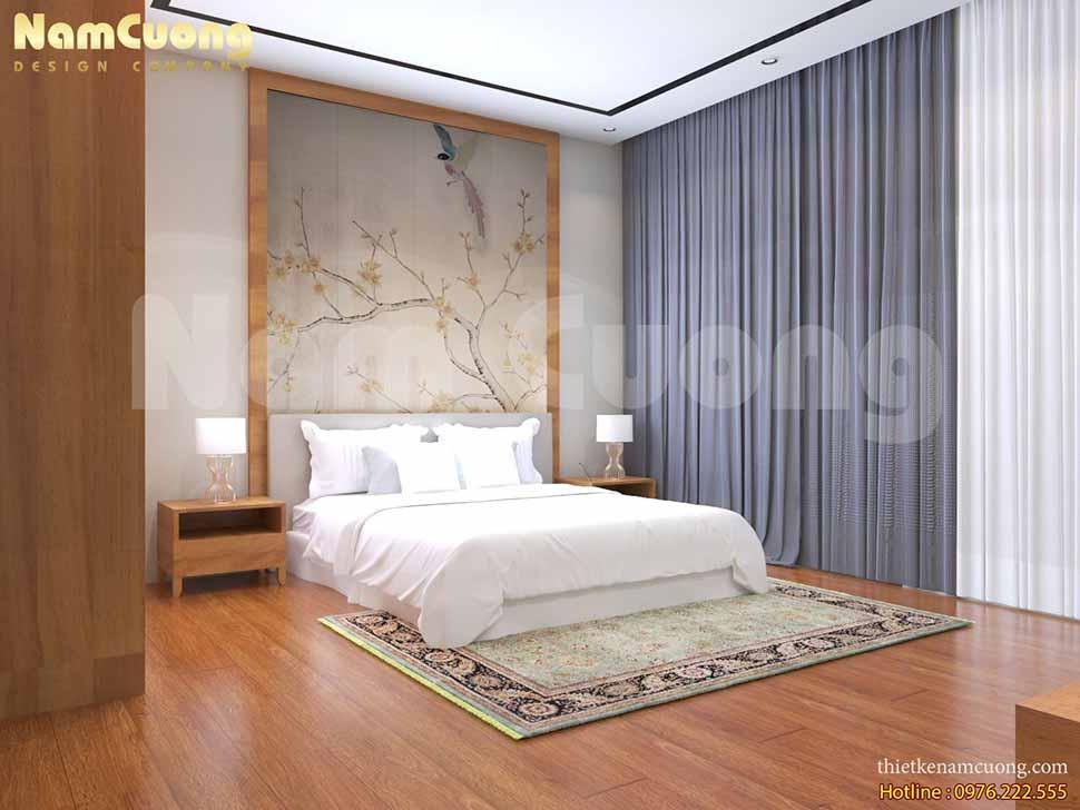 phòng ngủ bố mẹ đơn giản