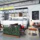 thiết kế quán cà phê trung tâm thương mại