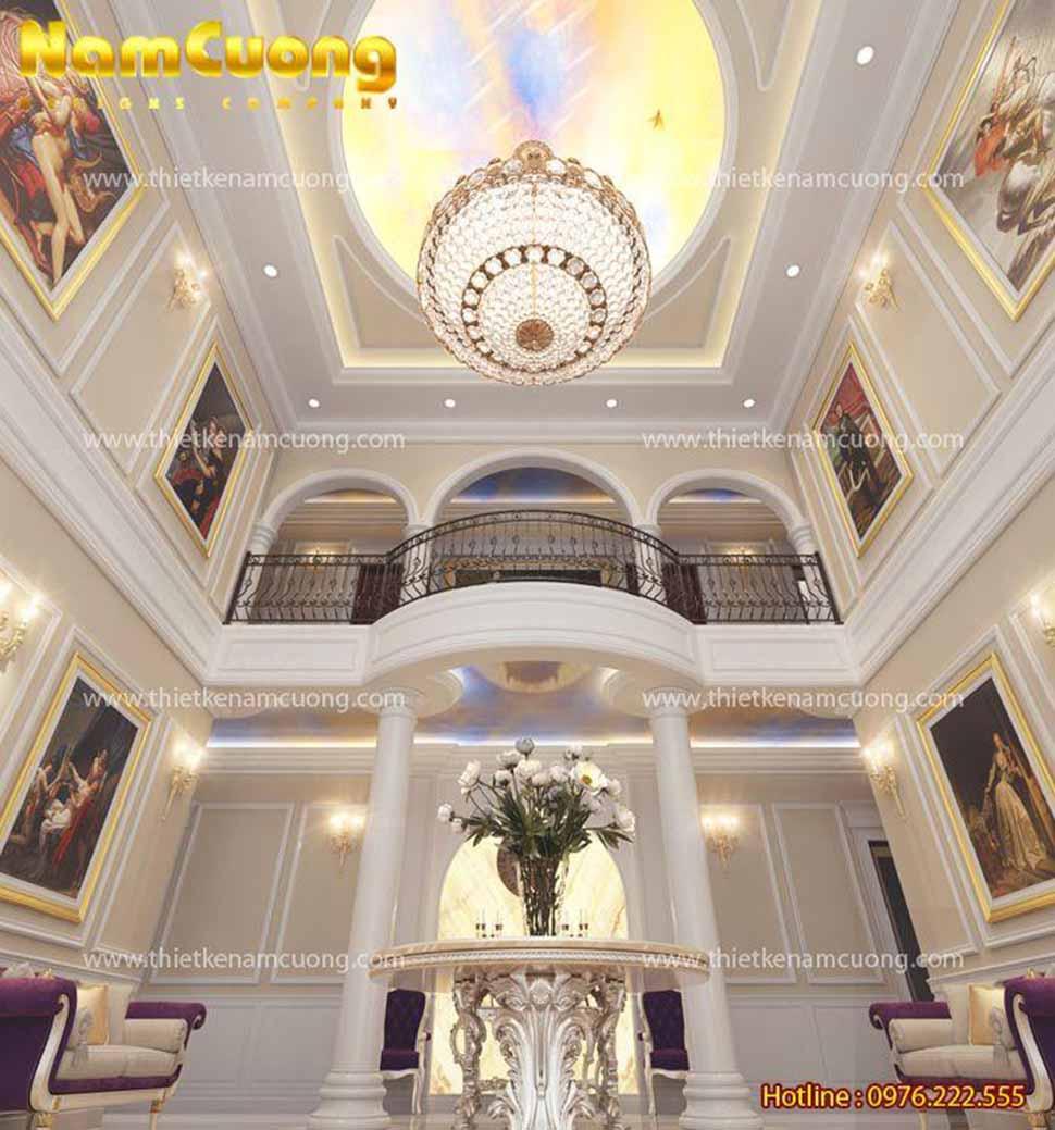 nội thất sảnh khách sạn 3 sao