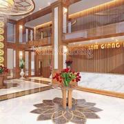 sảnh khách sạn cổ điển