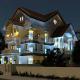 Thiết kế biệt thự Pháp 3 tầng mái Thái