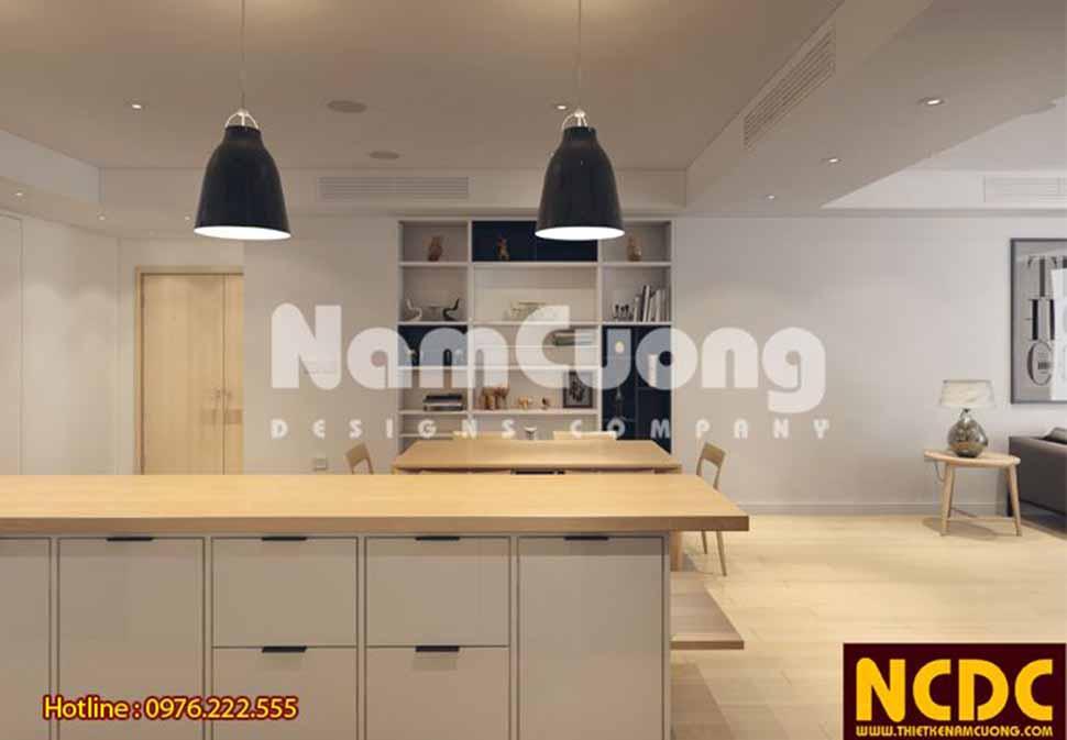 Mẫu nội thất chung cư dành cho người nước ngoài