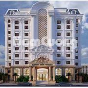 Thiết kế khách sạn độc đáo tân cổ điển kiểu Pháp tại Sài Gòn