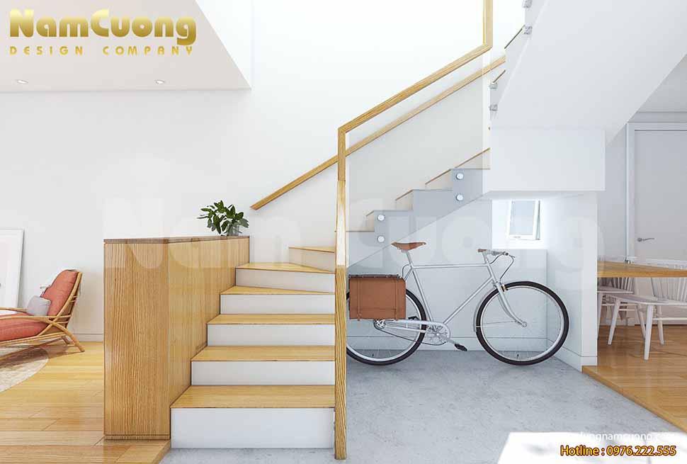 thiết kế cầu thang