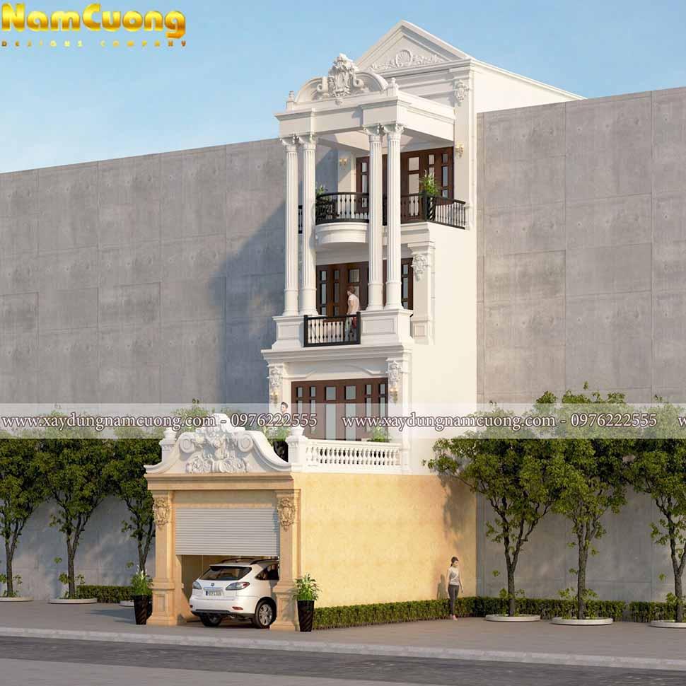vẻ đẹp của kiến trúc