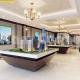 Thiết kế nội thất hiện đại tòa nhà cho thuê kinh doanh