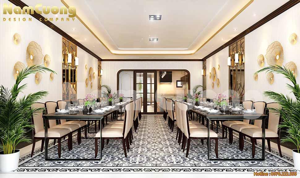 Phòng ăn.