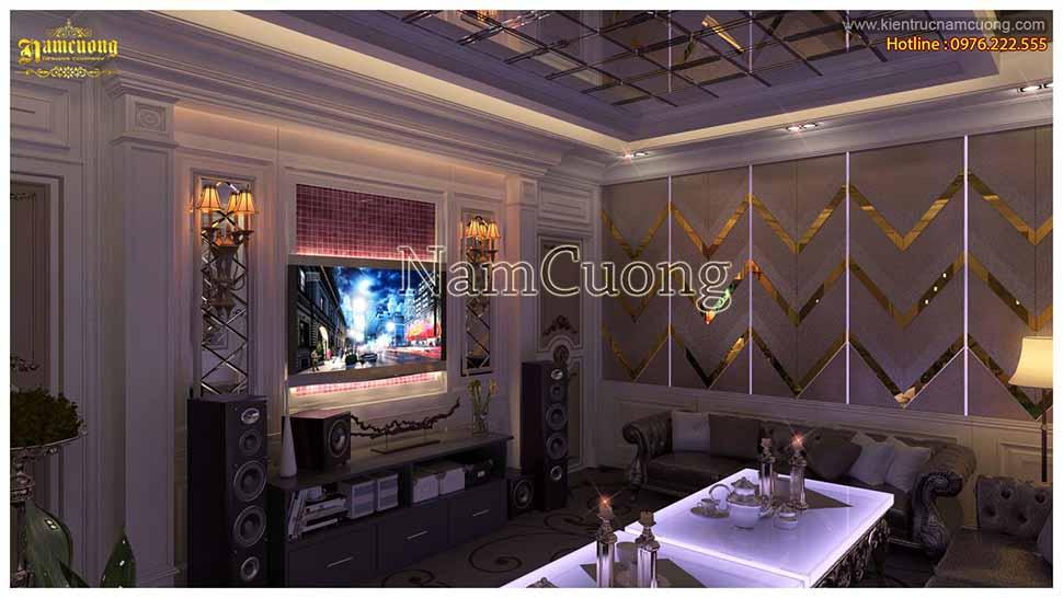 nội thất phòng hát cao cấp