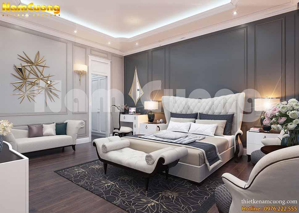 nội thất phòng ngủ đáng yêu