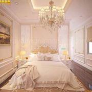 thiết kế phòng ngủ rộng 20m2