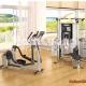 thiết kế phòng tập gym hiện đại