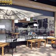 thiết kế quán cafe uy tín