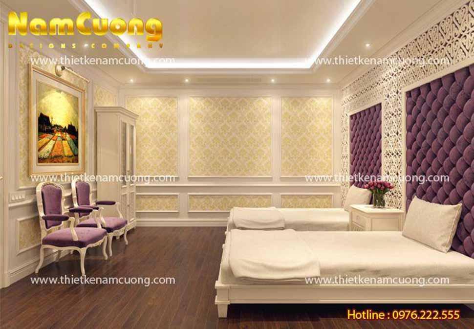 phòng massage cao cấp