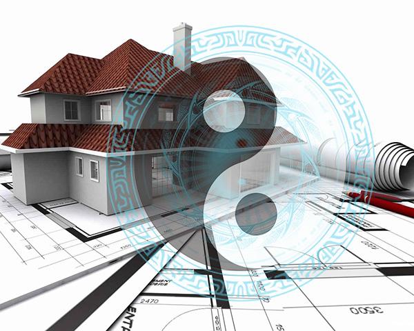 xây dựng nhà theo phong thủy