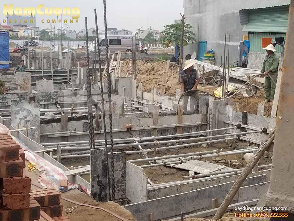 xây nhà 2 tầng trọn gói tại hải phòng