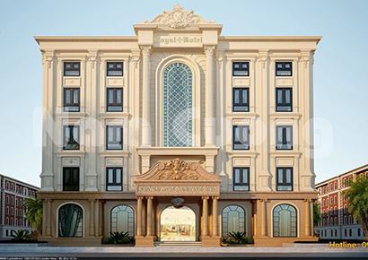 thiết kế khách sạn uy tín