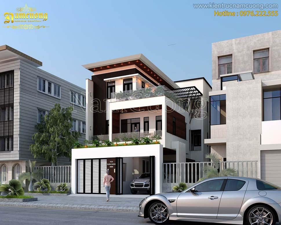 thiết kế nhà trước khi thi công