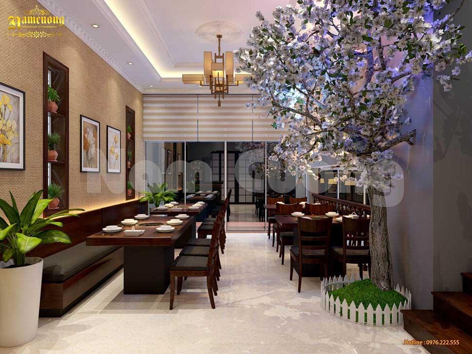 khu ăn uống nhà hàng