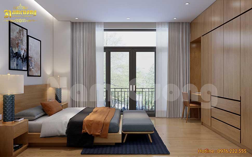phòng ngủ nội thất chung cư